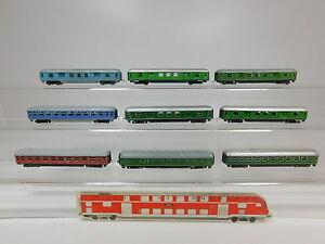 Aq942-1-9x-schiebetrix-Minitrix-pista-n-para-aficionados-al-bricolaje-carro-862-865-etc