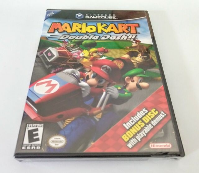 Mario Kart Double Dash Nintendo Gamecube 2003 For Sale Online Ebay