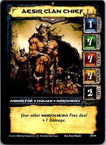 Conan-Core-CCG-TCG-Card-174-Aesir-Clan-Chief