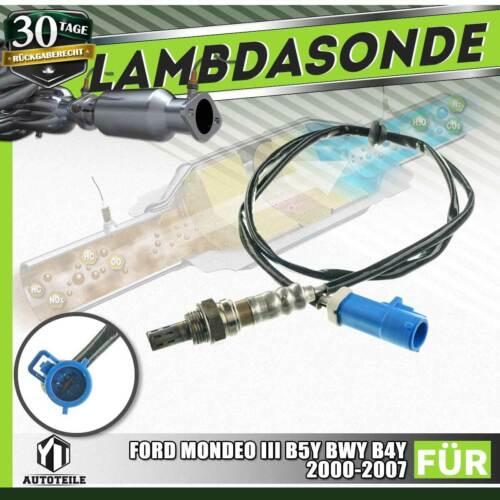 Lambdasonde Diagnosesonde nach Kat für Ford Mondeo 3 B5Y BWY B4Y 00-07 1.8-3.0L