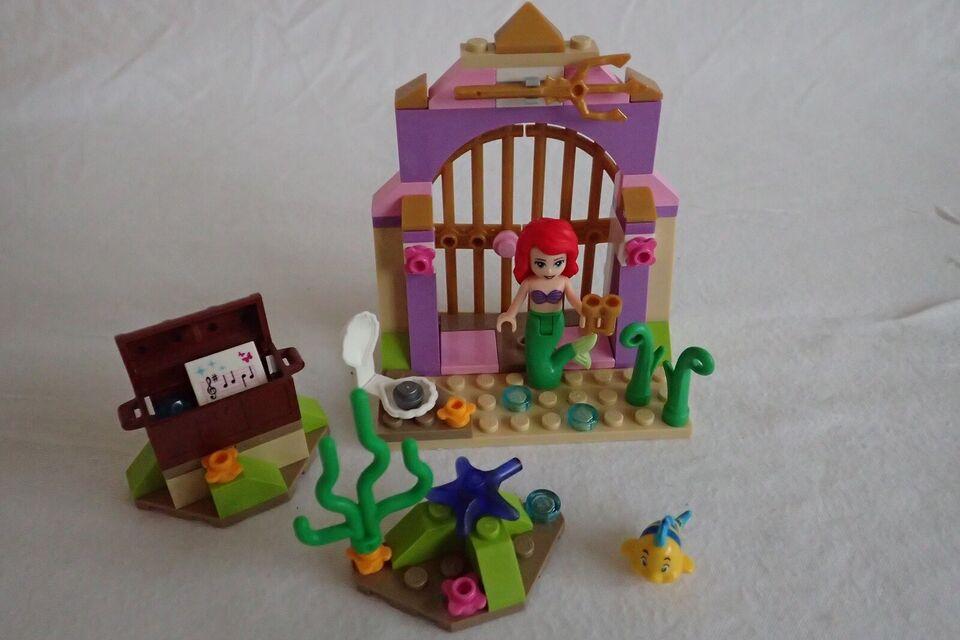Lego andet, 41040 * Komplet * Ariels utrolige skat