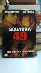 dvd-SQUADRA-49-Jay-Russell-Joaquin-Phoenix-John-Travolta-STEELBOOK-da-noleggio