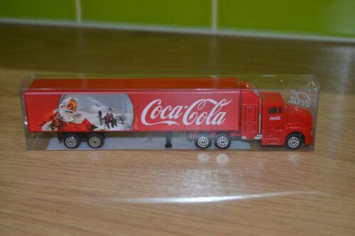 New Coca Cola TV Advert Christmas Truck Lorry Holidays Santa And Couple HO 00
