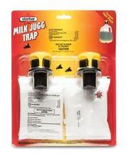 Milk Jug Reusable Fly Trap 2 pack