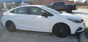 CHEVROLET-CRUZE-LT-2018 VERY LOW MILAGE