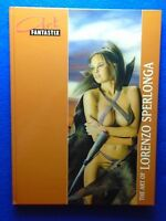 The Art Of Lorenzo Sperlonga Hardcover Art Fantastix 2002 From Germany
