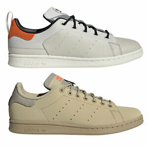 Adidas-Original-Stan-Smith-Hiver-Chaussures-Baskets-D-039-Hiver-Sneaker-Neuf
