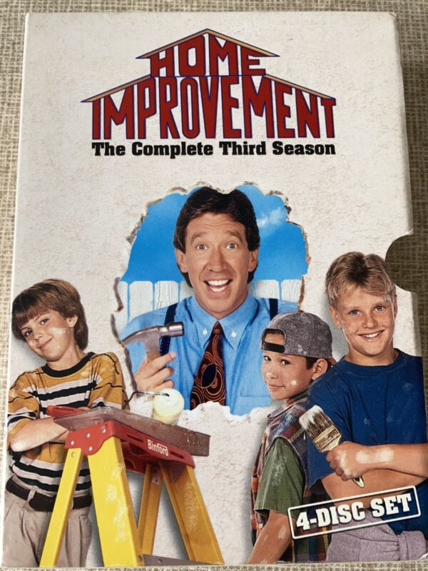 Home Improvement 3rd season