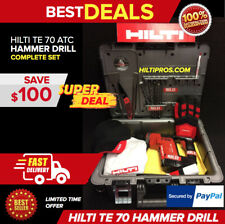 Hilti Te 5 Hammer Drill Excellent Conditionmade In Germany Fast Shipping