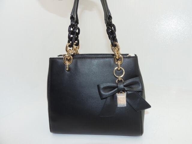 Nwt New Michael Kors Handbag Cynthia Small North South Convertible Satchel Purse