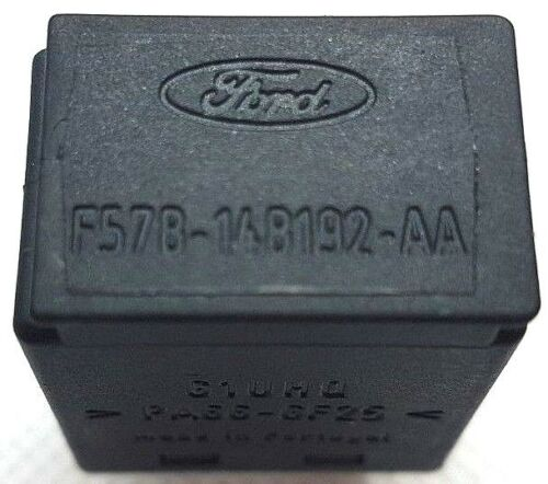 Ford Focus Fiesta Mondeo Transit Conectar 5pin Relé F57B-14B192-AA 61UHQ Negro