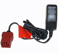Power Wheels W0028 Military Jeep Replacement 6 Volt Battery Charger