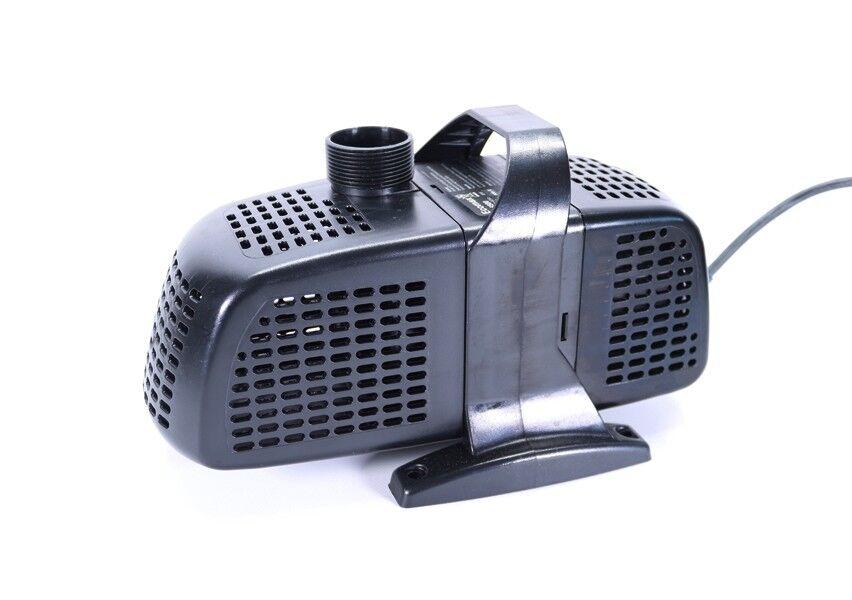 Teichfilterpumpe AquaForte M-8000 Bachlauf- u. Filterpumpe Koi-Teich - 8 m³ h