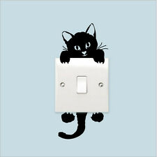 Funny Switch Sticker Home Decoration Wall Decals for Kid's Room Bedroom