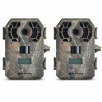 Stealth Cam 10 Mp Hd Video Infrared No Glow Hunting Game Trail Camera (2 Pack) on sale