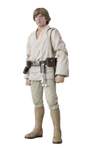 Badai s.h. s.h. s.h. figuarts Estrella Wars Luke Skywalker (New Hope) JP 681