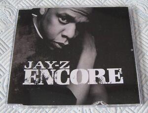 Details about Jay Z - Encore - Scarce MINT Promo Cd Single