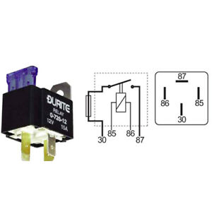 Durite-Rele-Resistente-Fare-Break-60-Amp-24-Volt-Cd1-0-727-06