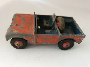 VINTAGE-DINKY-340-LAND-ROVER