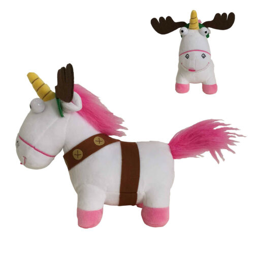 Minions Unicorn X-Mas Edition Reindeer 28cm Stuffed Toy
