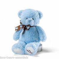 Baby Gund - God Bless Baby Teddy - 12 - Blue