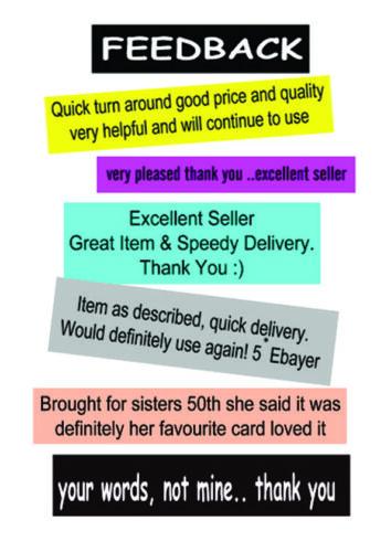THE ITALIAN JOB Personalised Handmade Card ...All Occasions Birthday Anniversary