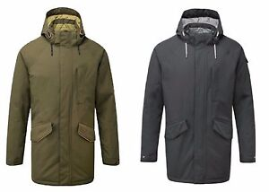 a7c51e1bfe5 Details about CRAGHOPPERS MENS 250 WATERPROOF JACKET GREEN or GREY CMP234