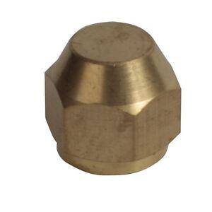 Brass: Cap Nut - Flare