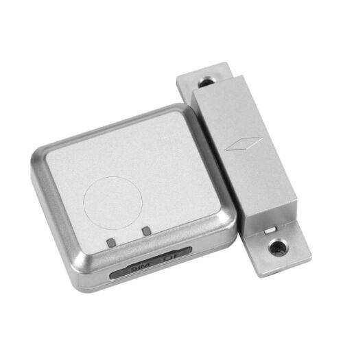 GSM Wireless Türalarm Smart Echtzeit Magnetisch Alarmanlage Home Sicherheit