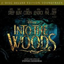 OST/INTO THE WOODS (DELUXE EDITION SOUNDTRACK) 2 CD NEU