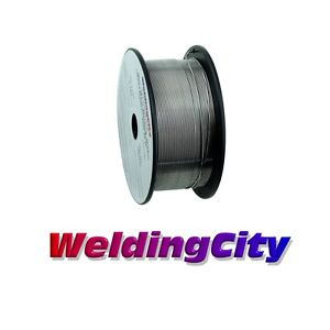 ".030/"" E71T-GS Flux Cored Gasless Welding Wire 2 x 2 lb with Free Contact Tip"