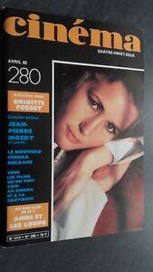 Revista Cinema Abril 82 N º 280 Buen Estado