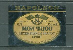 France-Brandy-Napoleon-BOTTLE-LABEL-Original
