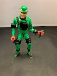The-Riddler-Batman-Action-Figure-1995-DC-RARE-5-034-Kenner