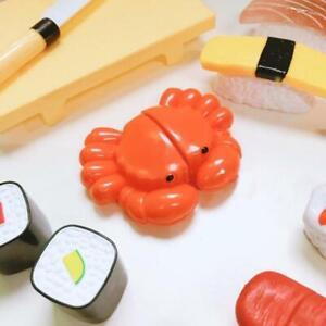 Sea-Food-Play-Pretend-Set-Kitchen-Kids-Toys-Cutting-Plastic-New-Sushi-Cooking-6L