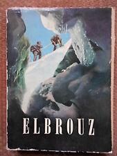 ELBROUZ - JOSEF MARTIN BAUER - EDITIONS ANDRE BONNE