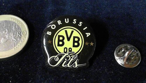 Fussball Beer Borussia Dortmund BVB 09 Pin Badge Bier Alt Original BVB Pils