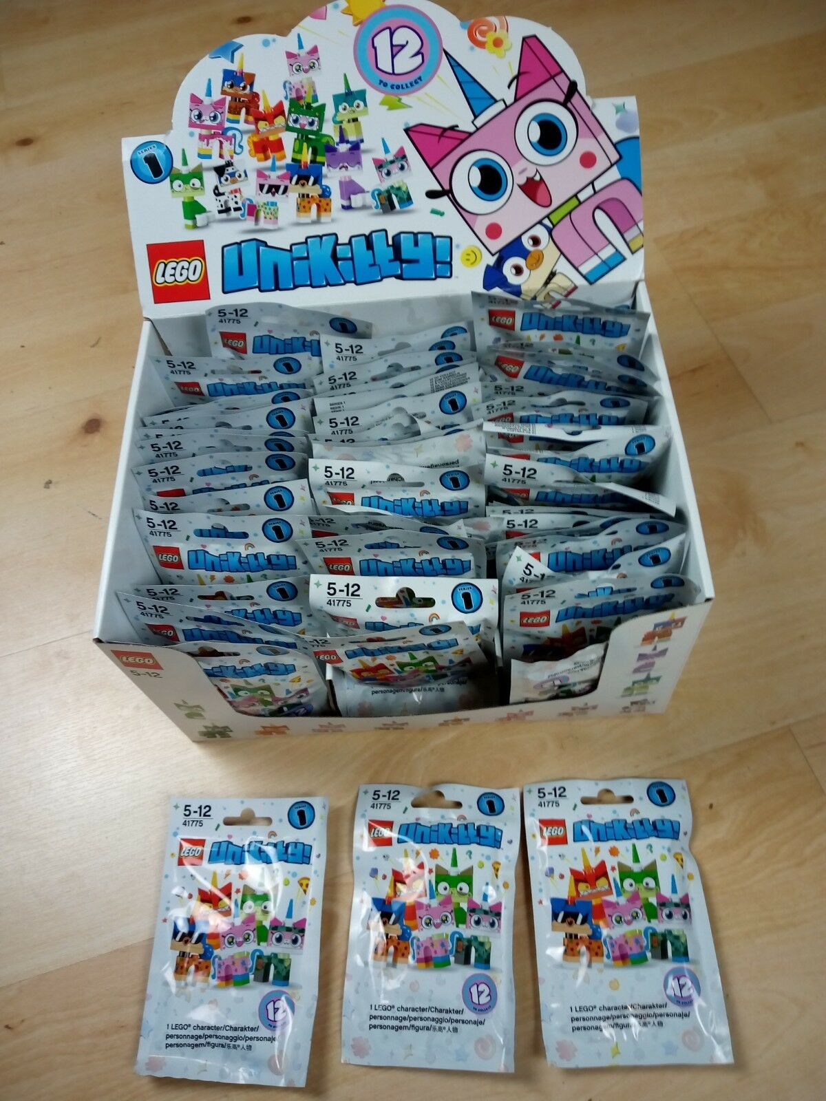54 Lego Unikitty serie Joblot