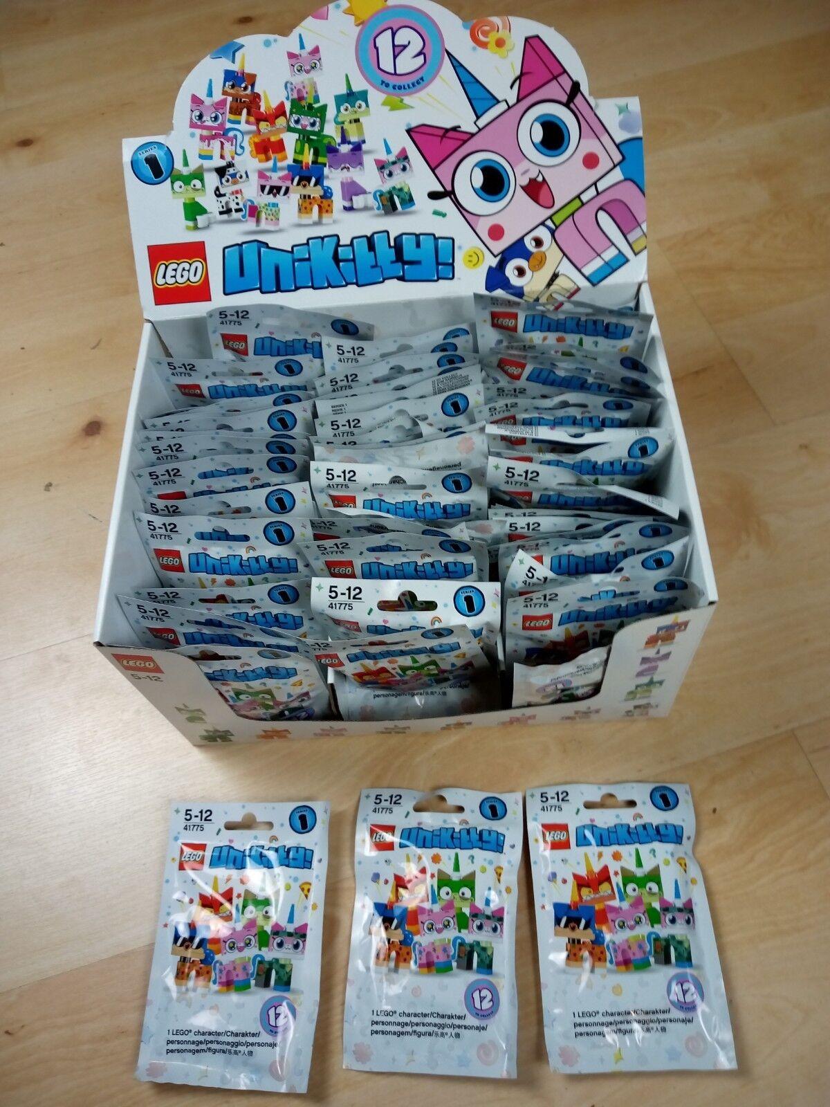 54 LEGO UNIKITTY    SERIES joblot a31135
