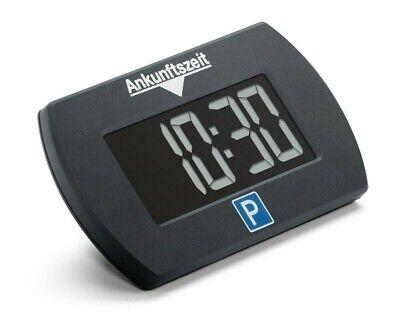 Needit Park Mini orologio elettronico con disco orario digitale colore Blu