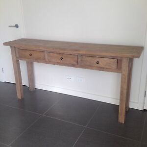 AS-NEW-Contempory-recyled-timber-Saint-Tropez-Console-Table-from-DARE-GALLERY