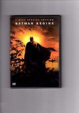 Batman Begins - 2 Disc Special Edition / DVD #14005