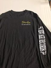 Strife shirt Sz Xl Earth Crisis Madball Hatebreed