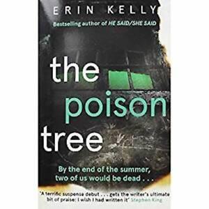 Erin-Kelly-The-Poison-Tree-Tout-Neuf-Livraison-Gratuite-Ru