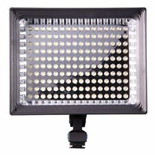 CameraPlus® Universal Professional High Brightness 160 LED Video Light + Battery