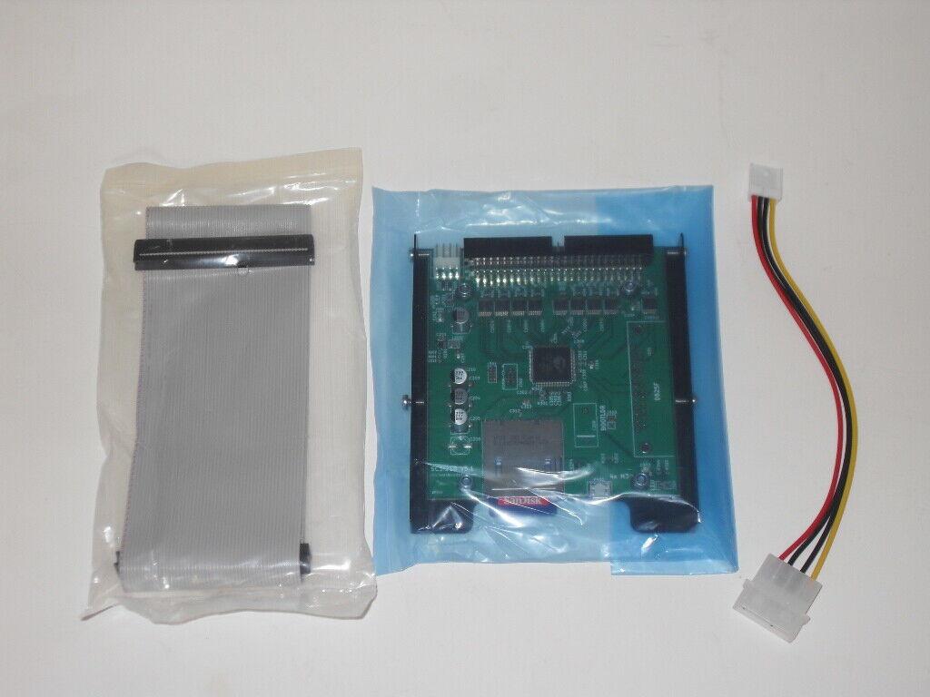 Kurzweil K2000R SCSI Hard Drive Emulator w Samples Install Kit 8GB - 4 ID 's