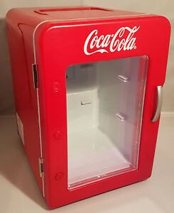 coca cola mini k hlschrank neu cooler fridge cw8 4l cool cube box ebay. Black Bedroom Furniture Sets. Home Design Ideas