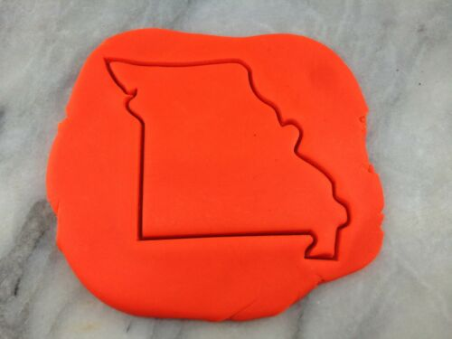 Missouri Cookie Cutter Outline #1 CHOOSE YOUR OWN SIZE United States