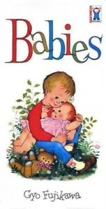 Babies-Hardcover-by-Fujikawa-Gyo-Brand-New-Free-shipping-in-the-US