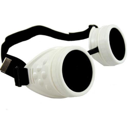 Steampunk GogglesWelding GogglesColoured GogglesPlastic Cyber Goggles